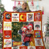 Guardians of the Galaxy Quilt Blanket 02174