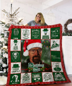 Breaking Bad Quilt Blanket 02166