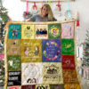 Grease Quilt Blanket 02138