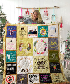 Gilmore Girls Quilt Blanket 02140
