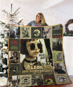 Leon The Professional Quilt Blanket 02040