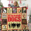 Reservoir Dogs Quilt Blanket 02142