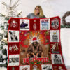 It's a Wonderful Life Quilt Blanket 02164