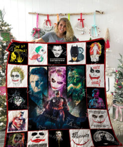 The Dark Knight Quilt Blanket 02124