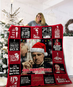 The Godfather Quilt Blanket 02214