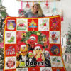 The Simpsons Quilt Blanket 02225