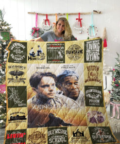 The Shawshank Redemption Quilt Blanket 02097