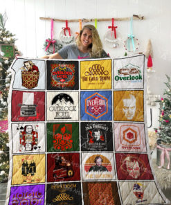 The Shining Quilt Blanket 02170
