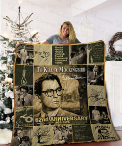 To Kill a Mockingbird Quilt Blanket 02120