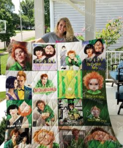 Drop Dead Fred Quilt Blanket 0705