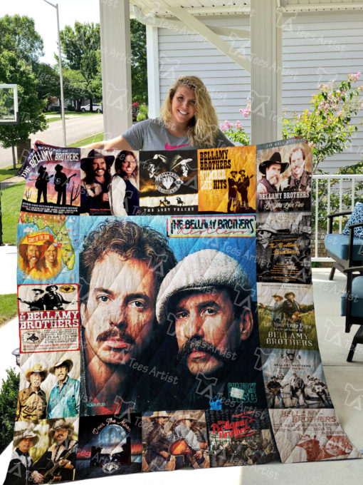 Bellamy Brothers Quilt Blanket 0900