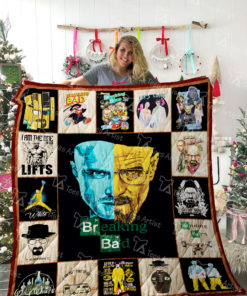 Breaking Bad Quilt Blanket 02291