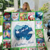Christmas Movie Quilt Blanket 0836