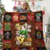 A Christmas Story Quilt Blanket 02261