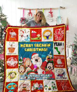 Family Guy Quilt Blanket 02236