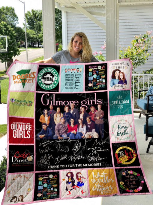 Girlmore Girls Quilt Blanket 01493