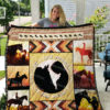 Gone With The Wind Quilt Blanket 01216