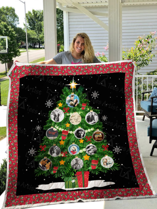 It's a Wonderful Life Quilt Blanket 01442