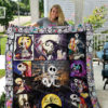 Jack Skellington Quilt Blanket 01292