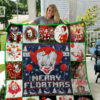 Pennywise Quilt Blanket 01950