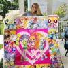 Sailor Moon Quilt Blanket 0859