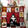 Pulp Fiction Quilt Blanket 02296