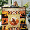 It's a Wonderful Life Quilt Blanket 01287