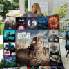 The Iron Giant Quilt Blanket 01864