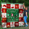 The IT Crowd Quilt Blanket 01785