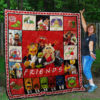 It's A Wonderful Life christmas Quilt Blanket 01972