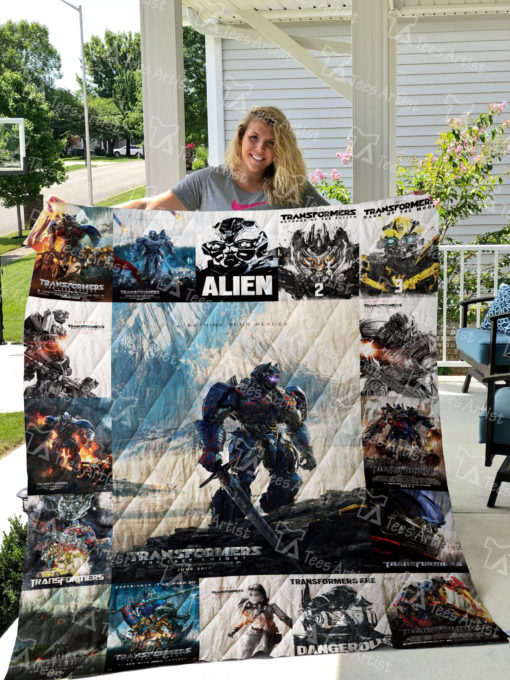 The Transformers Quilt Blanket 0906