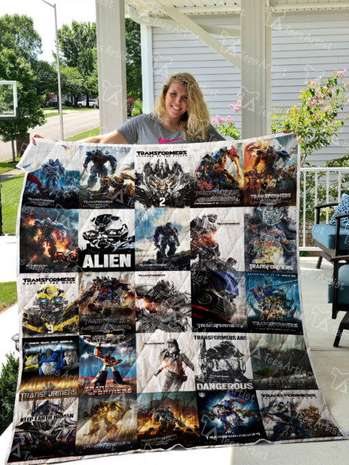 The Transformers Quilt Blanket 0907