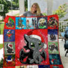 Toothless Quilt Blanket 01930