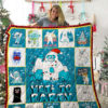 The Lord of the Rings Quilt Blanket 02252