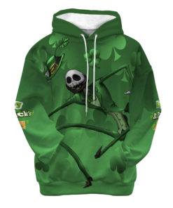 A Nightmare Before St Patrick's Day Art Hoodie
