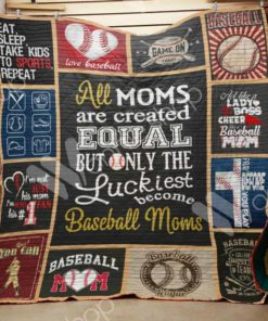 Baseball Mom F2801 85O35 Blanket