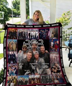 Backstreet Boys Quilt Blanket 02577