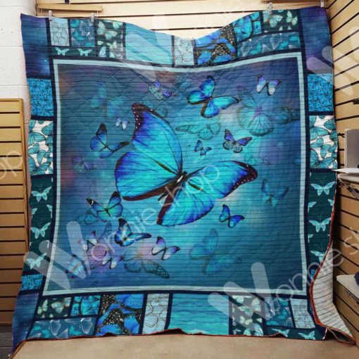 Butterfly Blanket MY0601 83O41