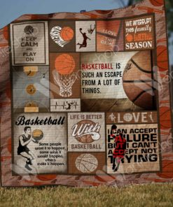Basketball D1404 84O34 Blanket