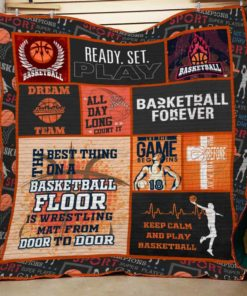 Basketball F1503 87O35 Blanket