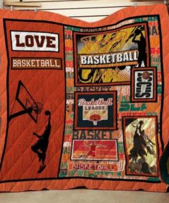 Basketball D1203 83O41 Blanket