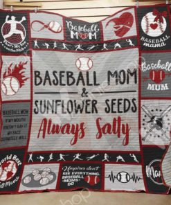 Baseball Mom Blanket JN2902 81O42