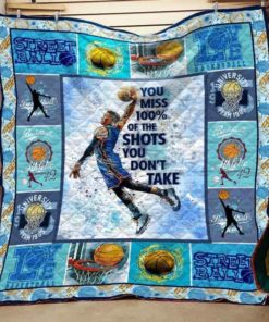 Basketball #1119-4 KN-TO Blanket