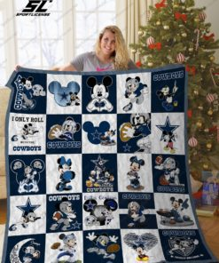 A special gift for fans - BL - DC DN Quilt Blanket