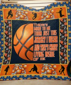 Basketball F1803 86O36 Blanket
