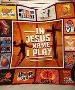 Basketball F2005 85O39 Blanket
