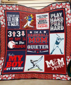 Baseball Mom F1302 83O36 Blanket