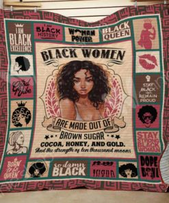 Black Women Blanket JL0201 82O44
