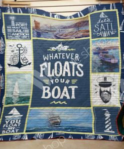 Boating A0602 88O42 Blanket