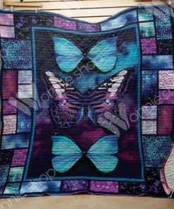 Butterfly Blanket MY0402 83O47
